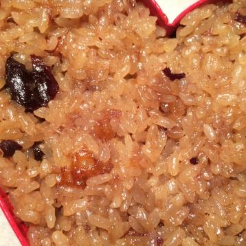 Korean sweet rice dessert