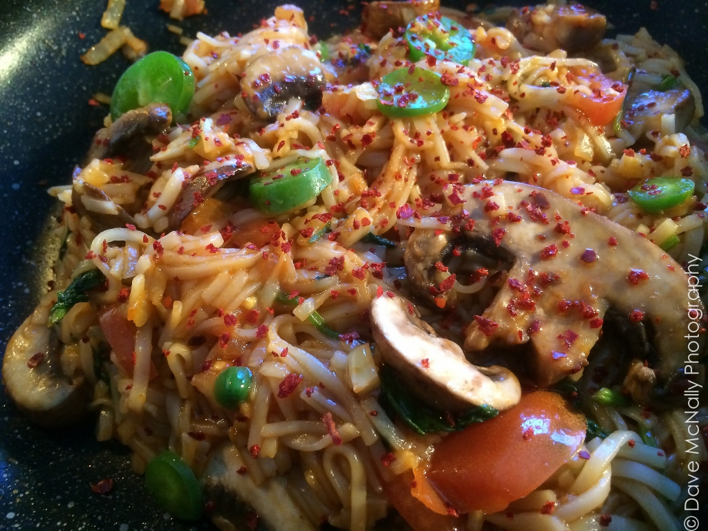 Spicy Rice Noodles