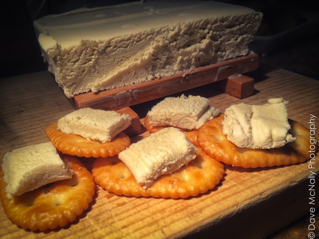 Almond Cheese!