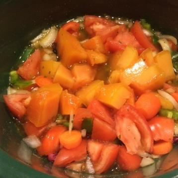 Crock-Pot Vegetarian Chili