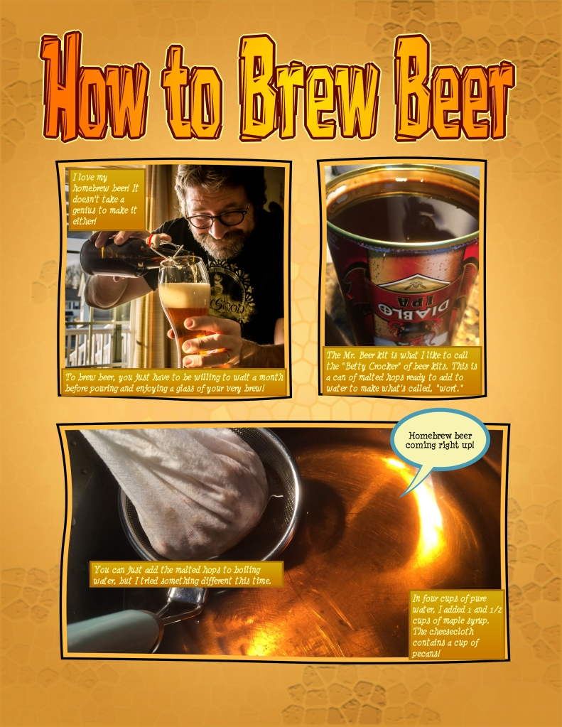 How to Brew Beer Page 1