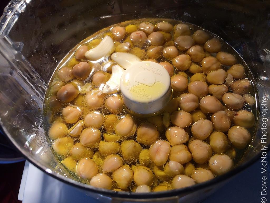 Making Hazelnut Cheese!