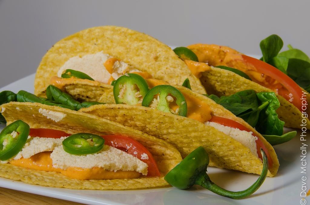Hummus Tacos!