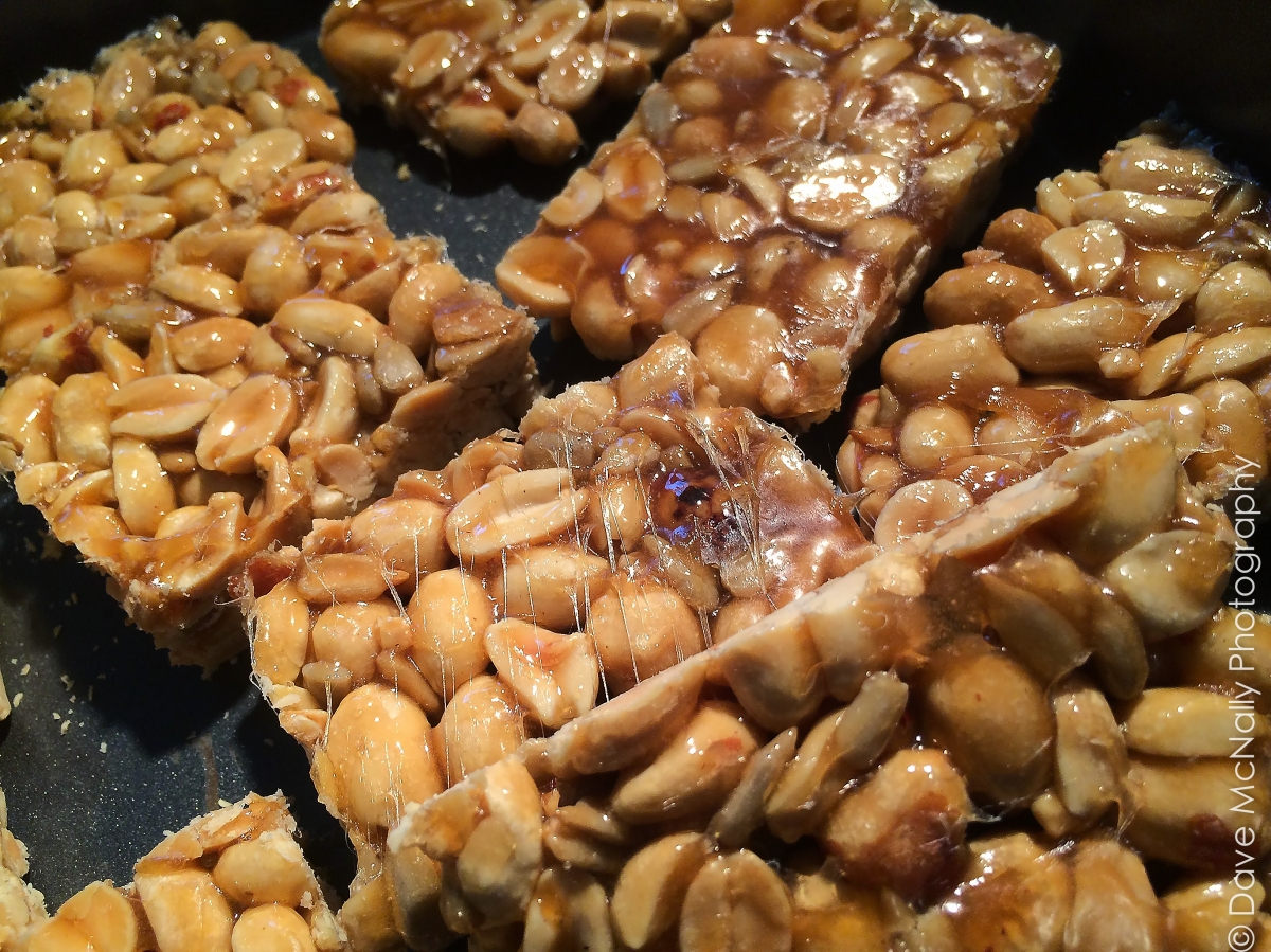 Healthy Peanut Snacks!