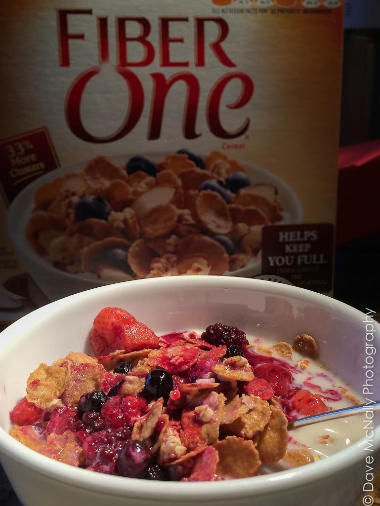 Quick breakfast!