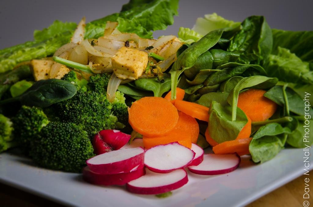 Romaine Vegan Tacos