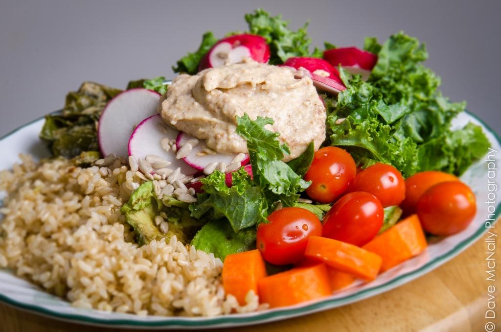 Mixed Salad!