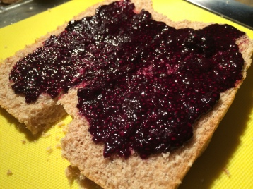 We added a 1/4 teaspoon of vanilla extract and served on homemade whole grain bread!