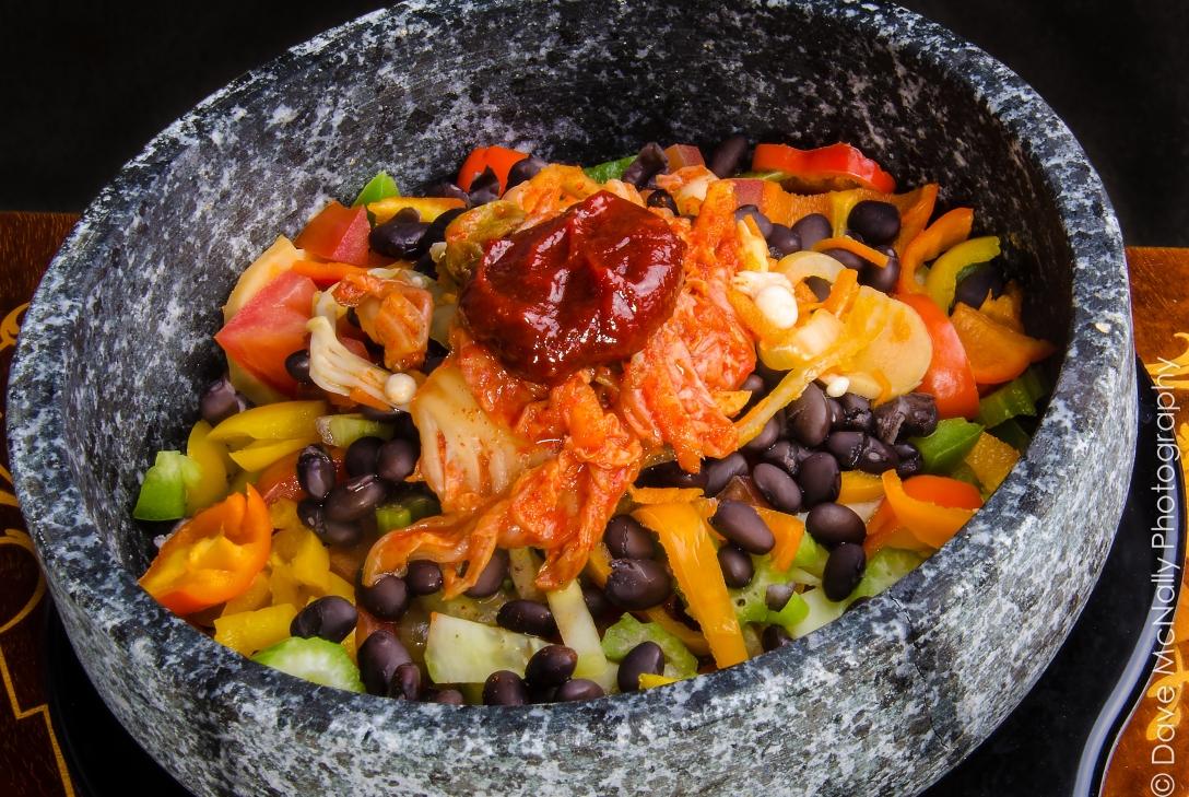 Korean Bimbampap: Vegan Style