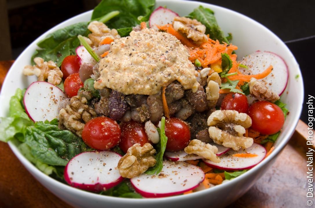 Nutritarian Salad