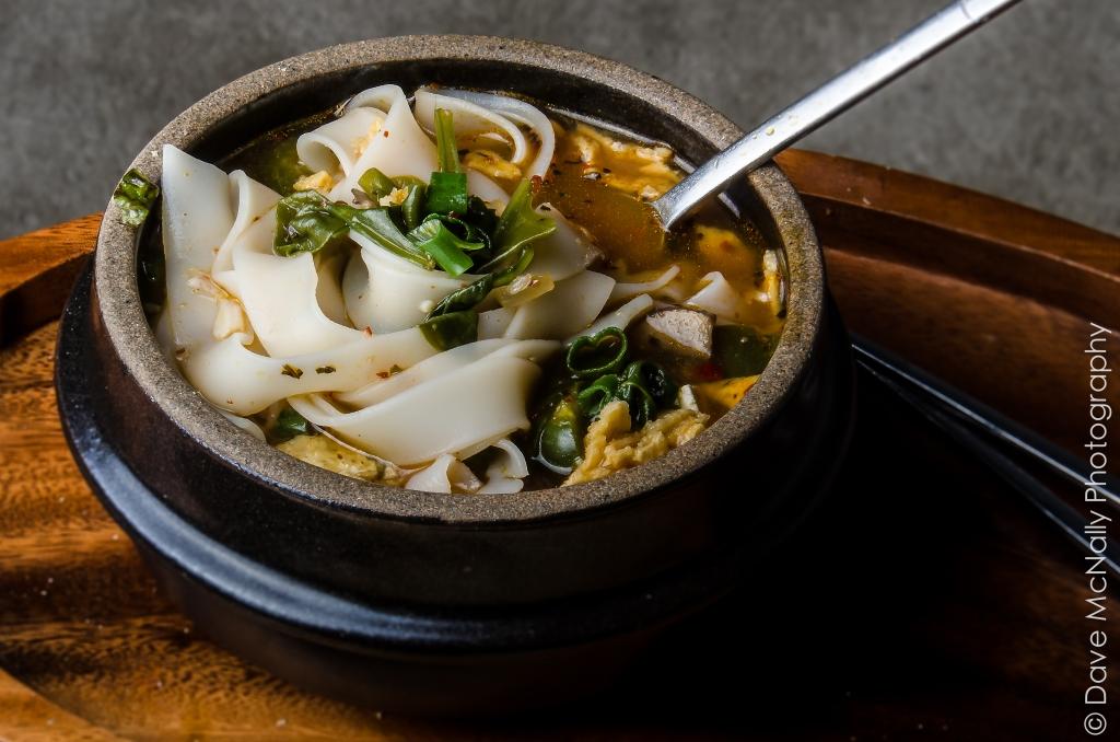 Spicy Noodle Soup!