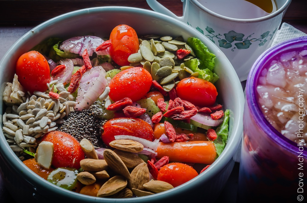 Vegan Salad!