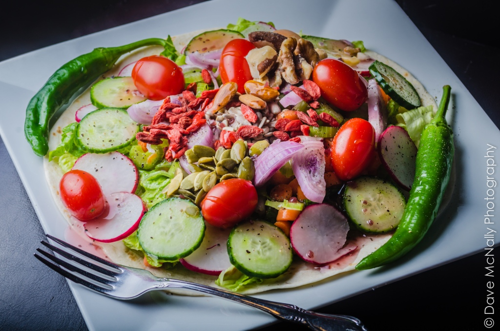 The best salad ever!