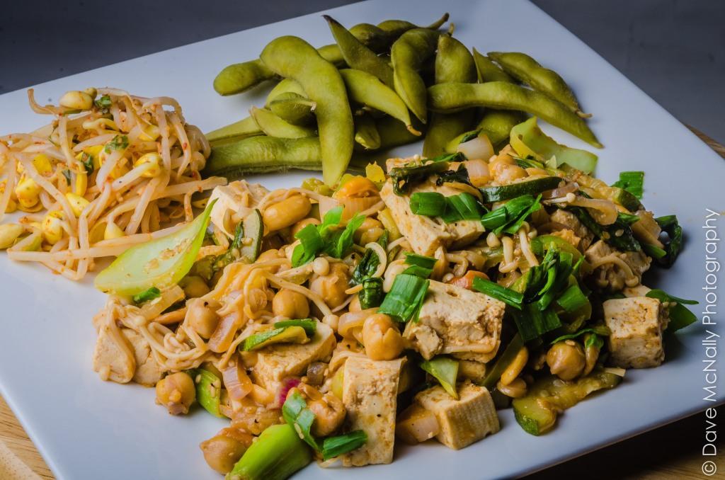Dinner: Vegan Stir Fry