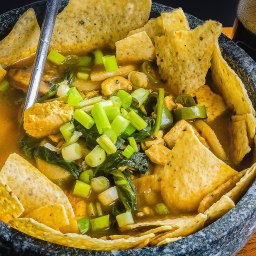 Spicy Vegan Soup is a Friday Thing!