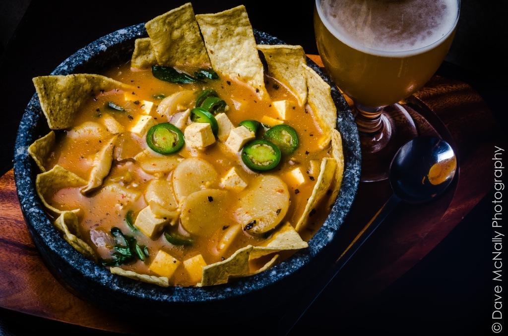 Spicy Vegan Soup