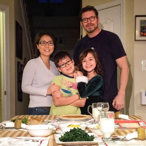 Family Portrait Thanksgiving 2014