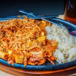 Kimchi Bokumba