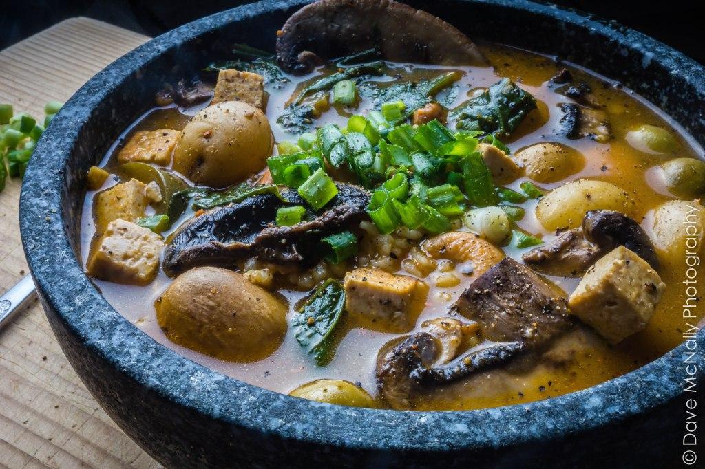 Mushroom Soup!