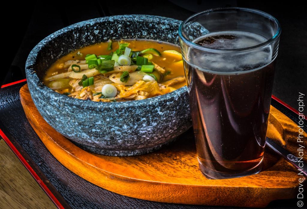 Mushroom Vegan Soup!