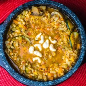 Lentil Vegan Soup