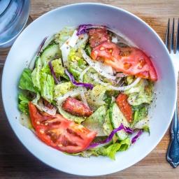 Big Leafy Salad