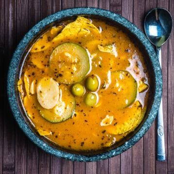 Vegan Spicy Soup