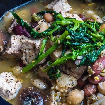 Tofu Bean Soup