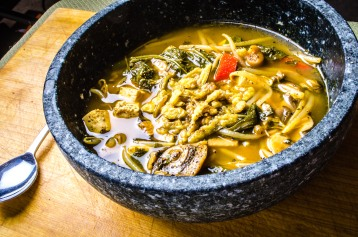 Vegan Curry Soup